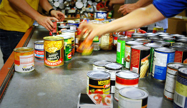 volunteers-sorting-cans